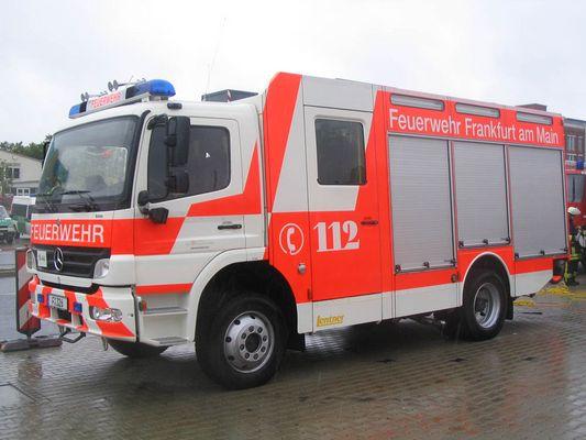 Die neuen der BF Frankfurt/Main
