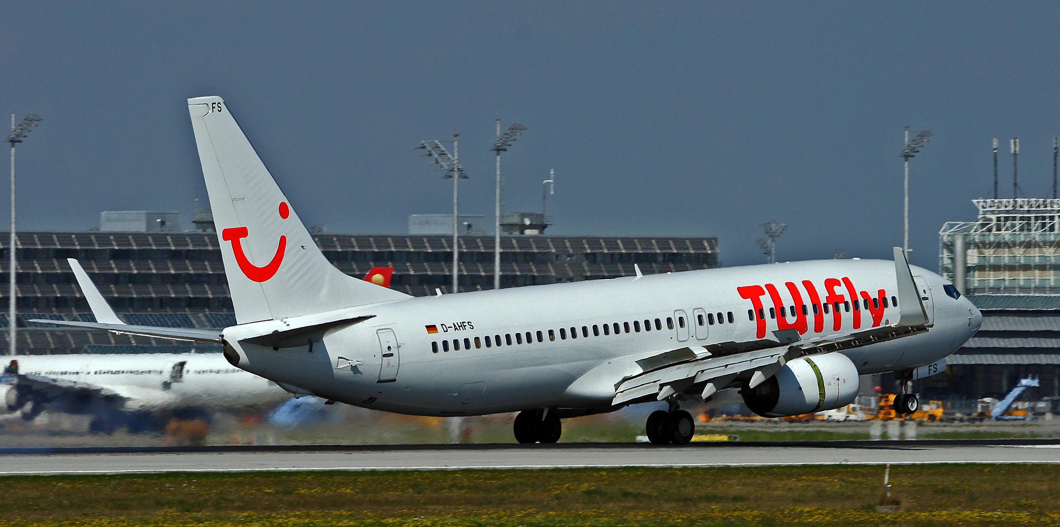 ...... die neueste 737