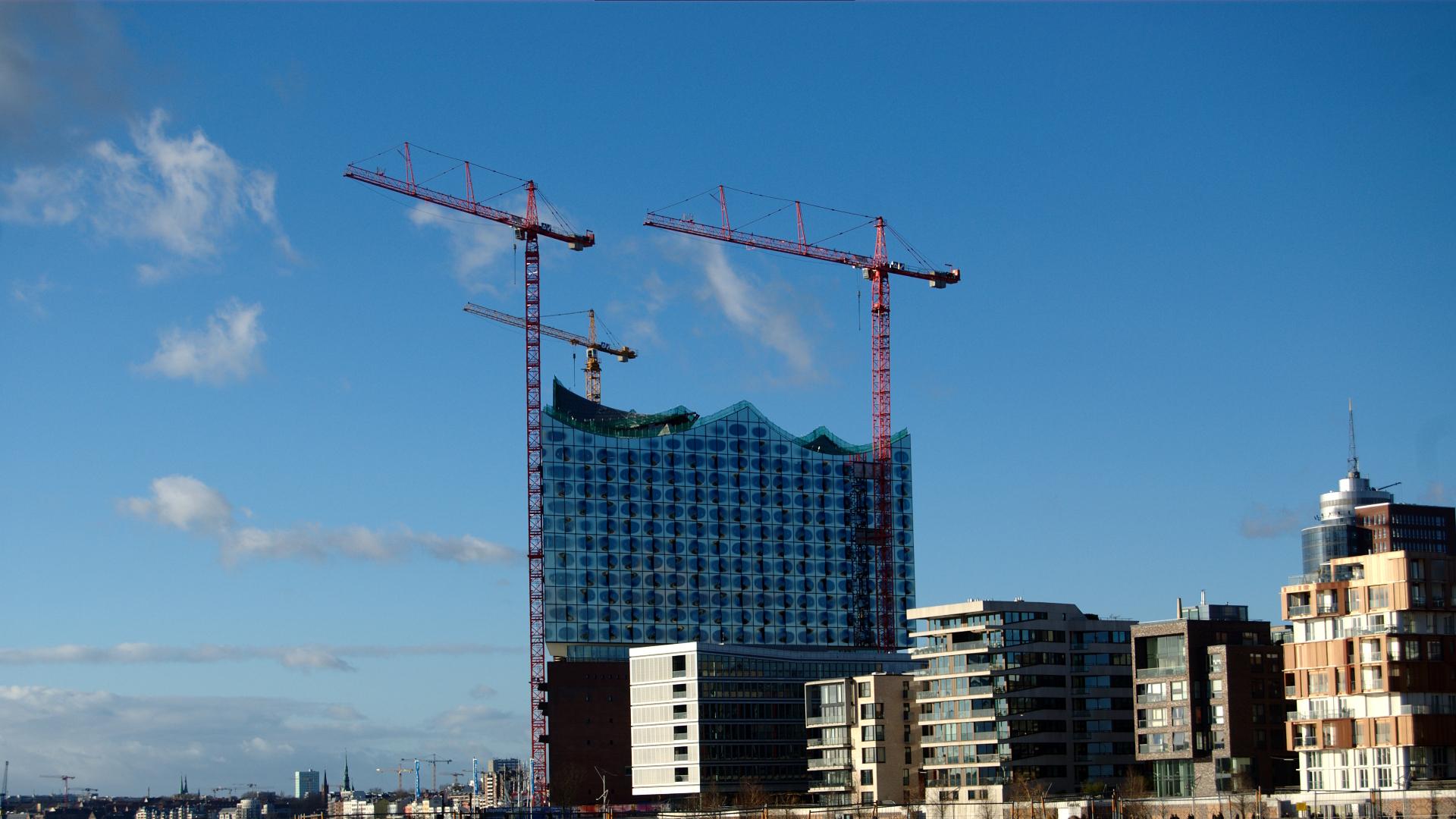 Die nicht mehr peinlichste Baustelle deutschlands...