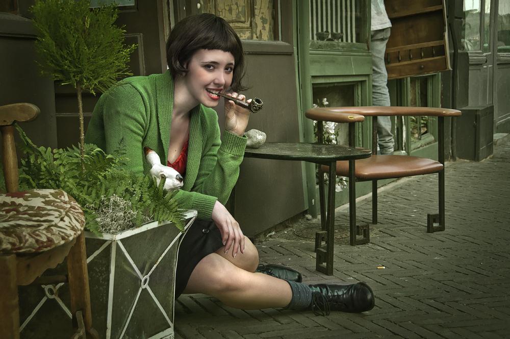 Die Nichtraucherin