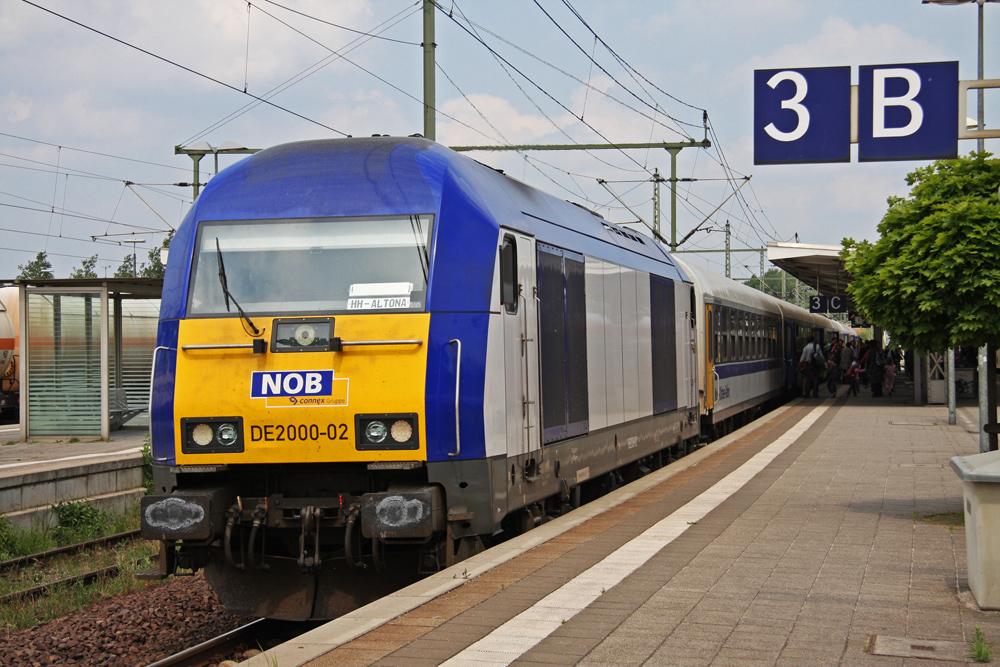 Die NOB in Schleswig-Holstein