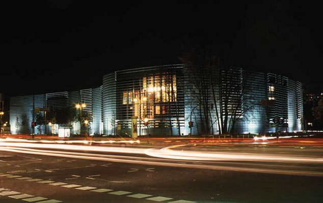 Die Nordischen Botschaften in Berlin