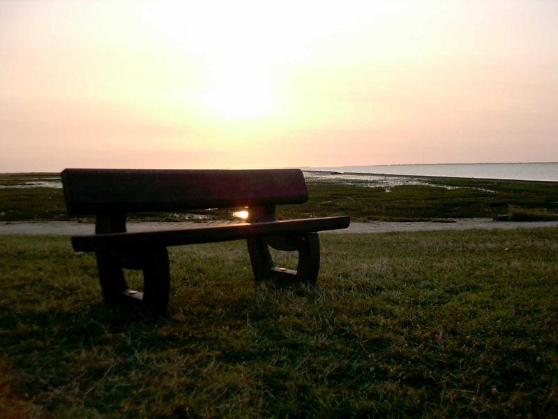 """die Nordsee sagt """"Gute Nacht"""""""