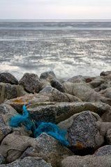 Die Nordseeküste bei Büsum