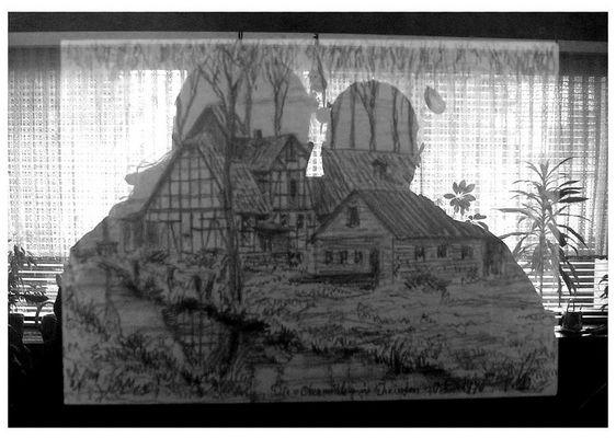 ---)))die obermühle in ehringen 1976(((---