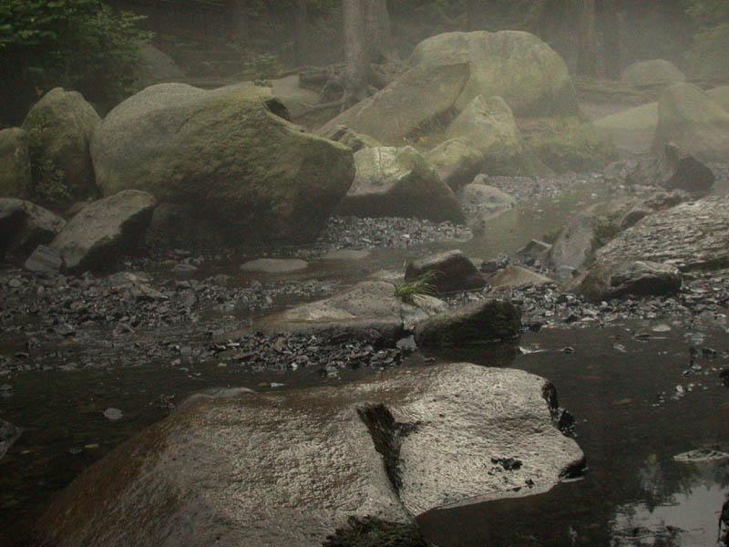 Die Okertaler (kleinen) Felsen