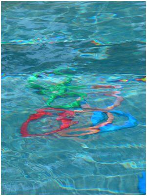 Die Olympiade fällt ins Wasser.....