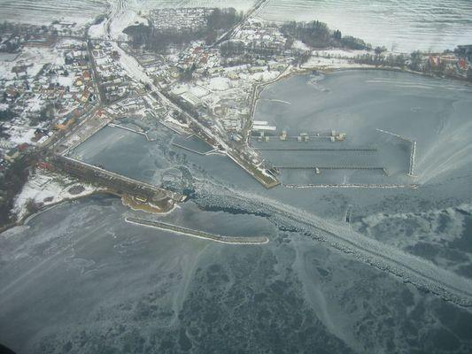 Die Ostsee mal etwas kälter