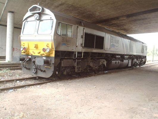 Die PB10 der ERS Railway