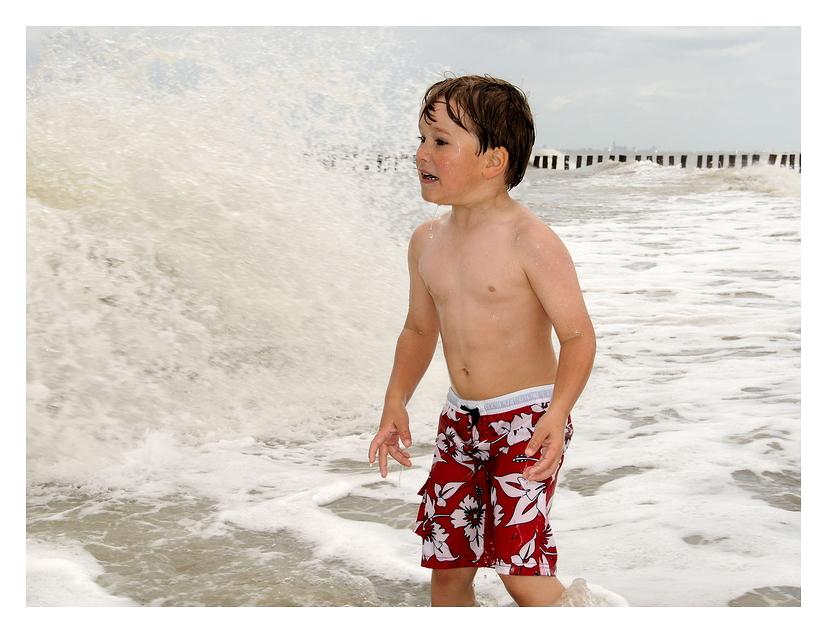 Die perfekte Welle !?