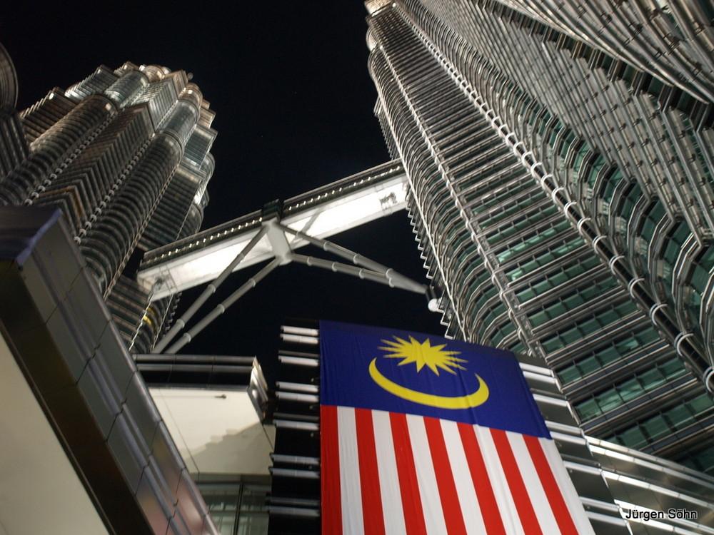 Die Petronas Twin Towers 07