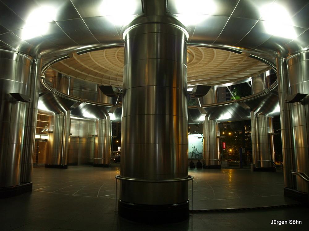 Die Petronas Twin Towers 08