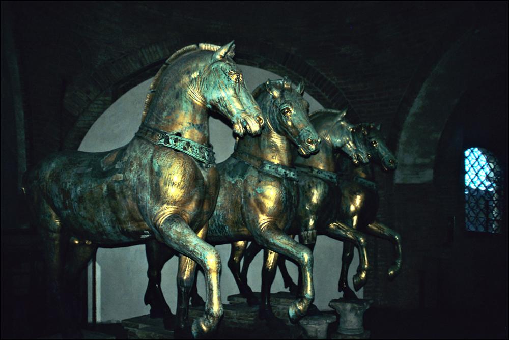 Die Pferde von San Marco