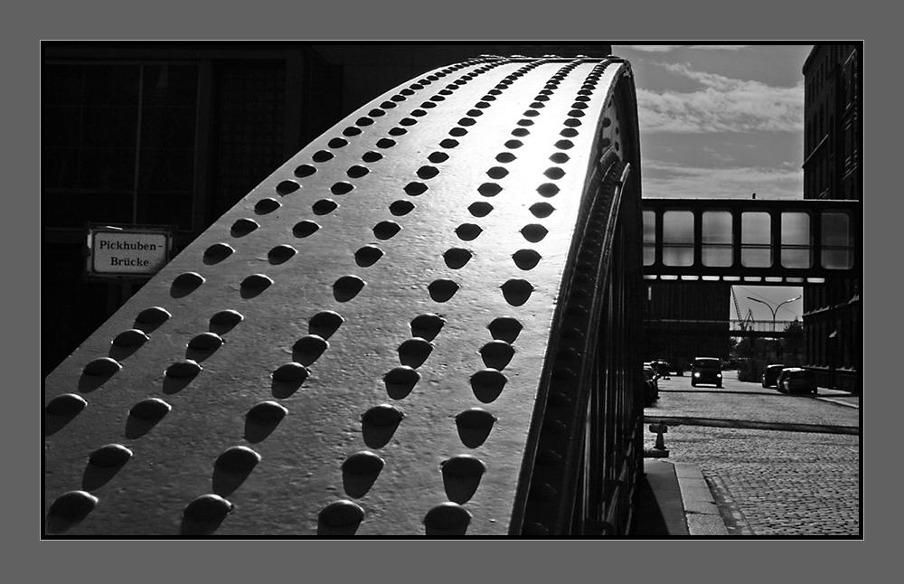 die Pickhubenbrücke