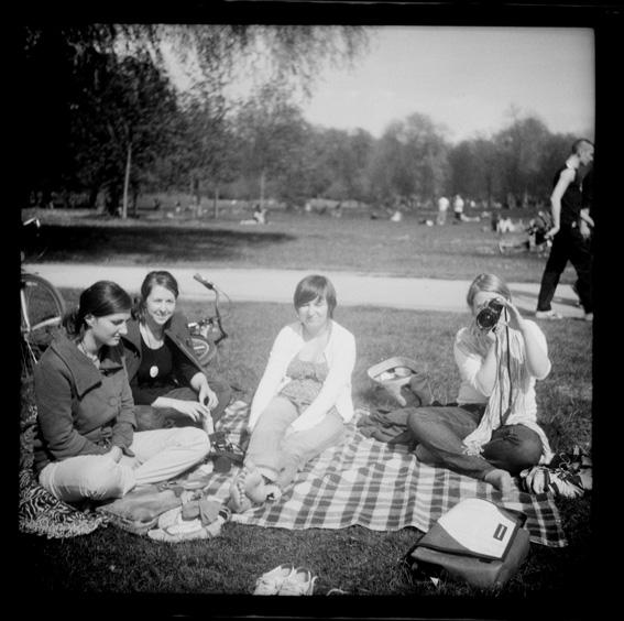 die picknicker
