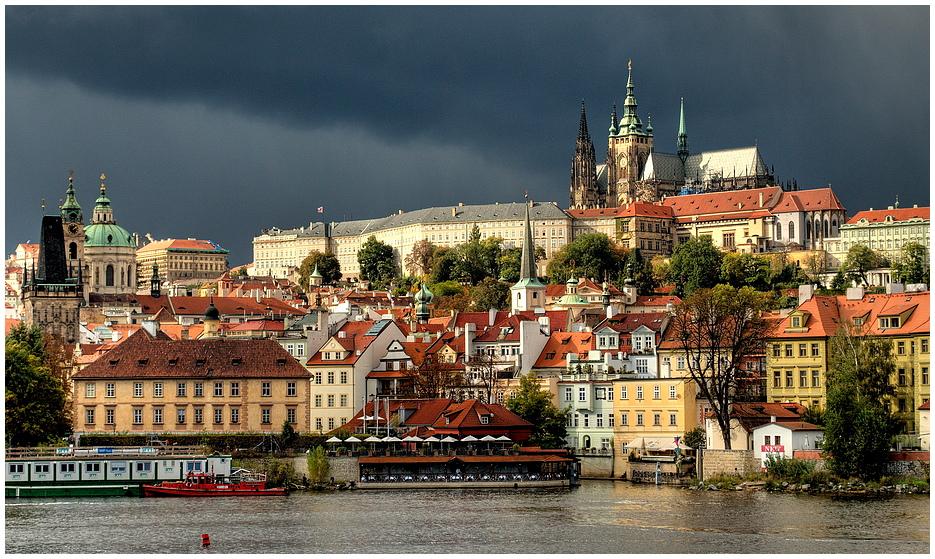 Die Prager Kleinseite