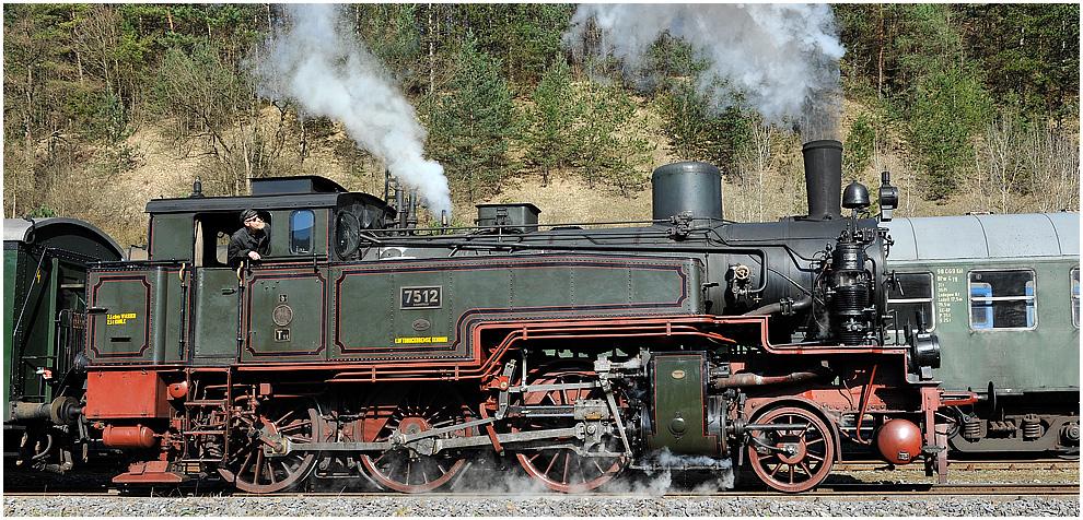 Die preußische T 11 – Hannover 7512
