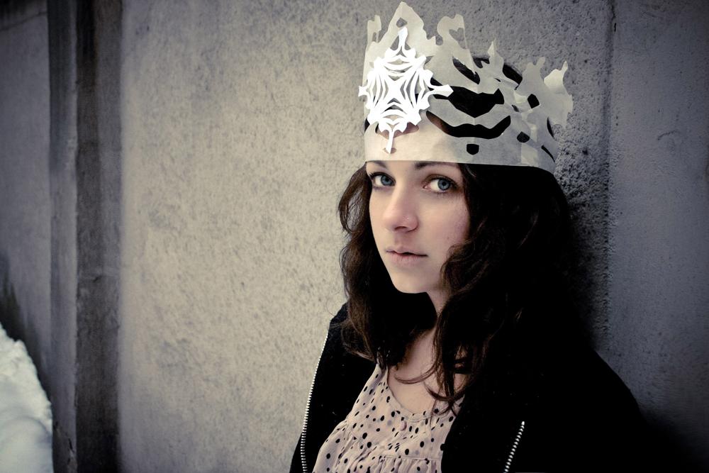 Die Prinzessin ohne Schloss...