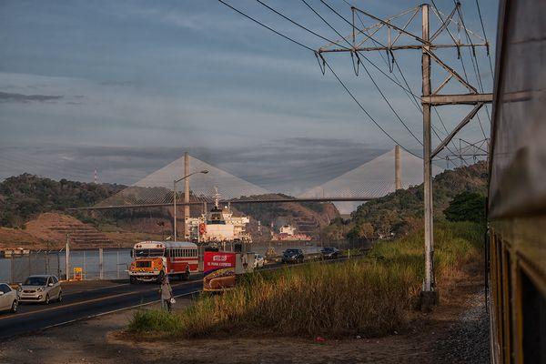 Die Puente Centenario...