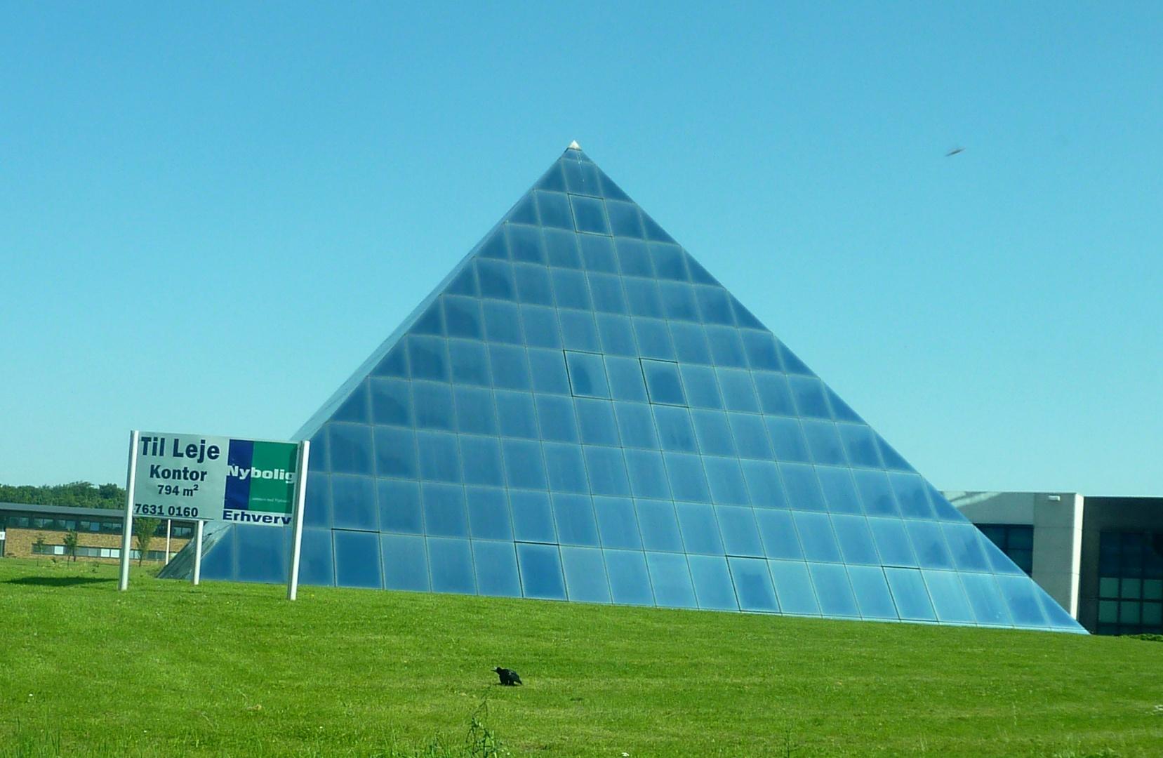 Die Pyramide von Kolding