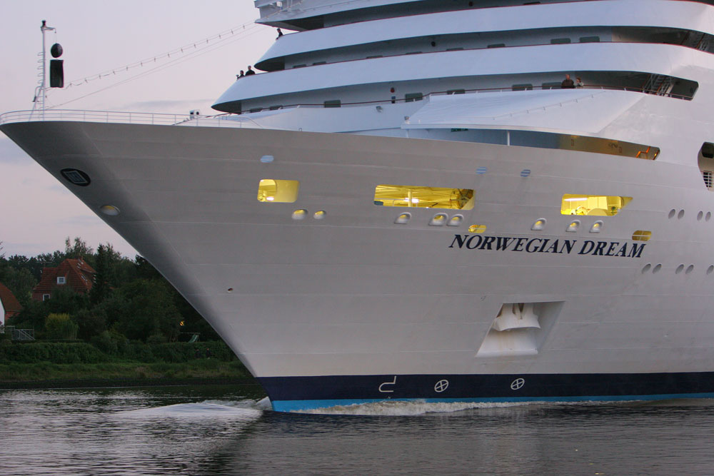 """Die """" Queen"""" des Nord-Ostsee-Kanals 3"""