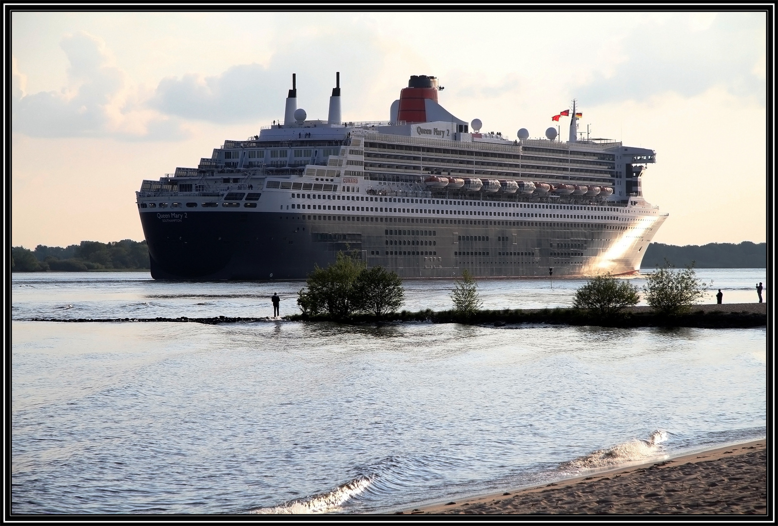 Die Queen Mary 2
