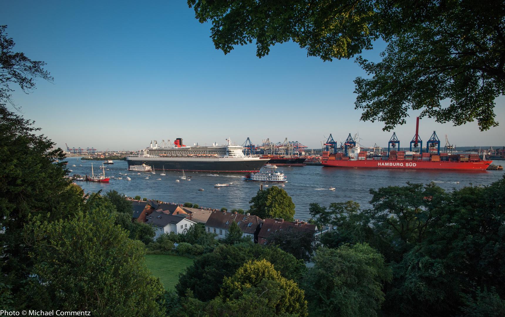 """Die """"Queen"""" nimmt Abschied von Hamburg für 2012"""