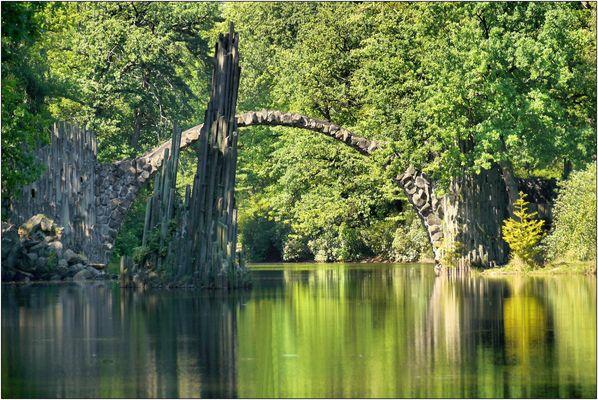 Die Rakotzbrücke