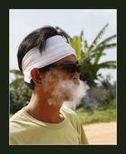 die Raucher.....