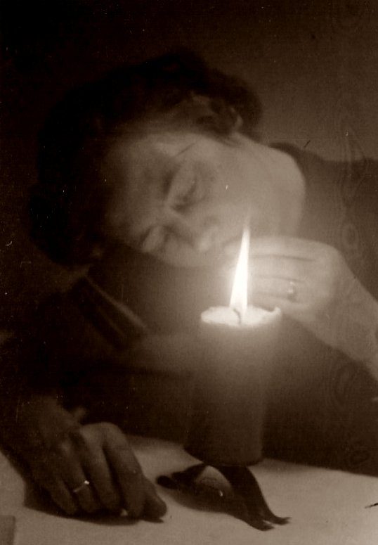 die Raucherin 1946