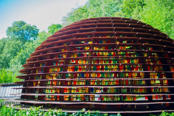 Die Regenbogen Kuppel