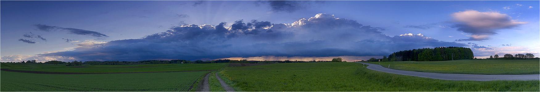 Die Regenwolke