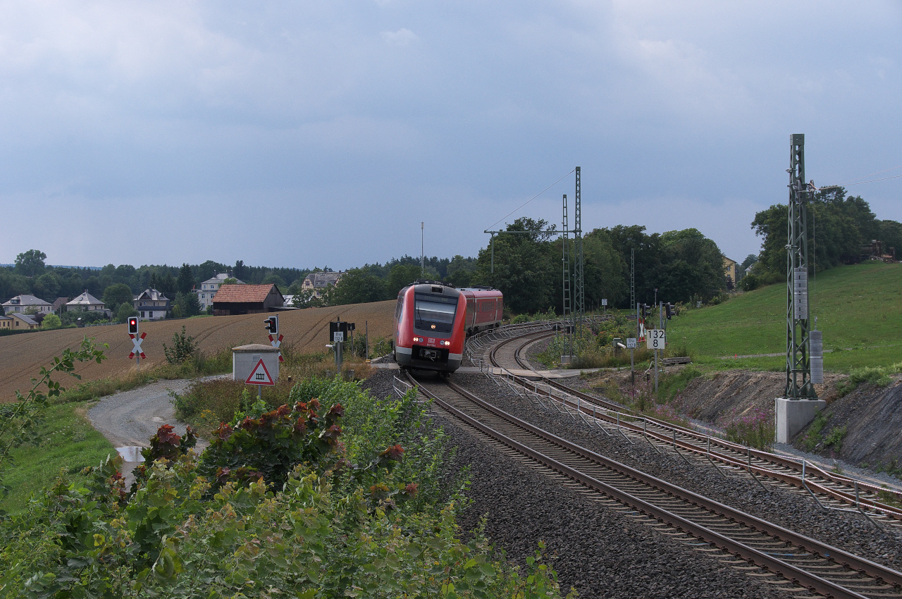 Die Regioswinger haben im Vogtland bald ausgedient....