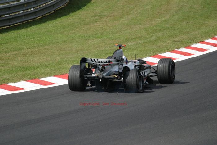 Die Reifen der Formel 1 taugen auch nichts mehr