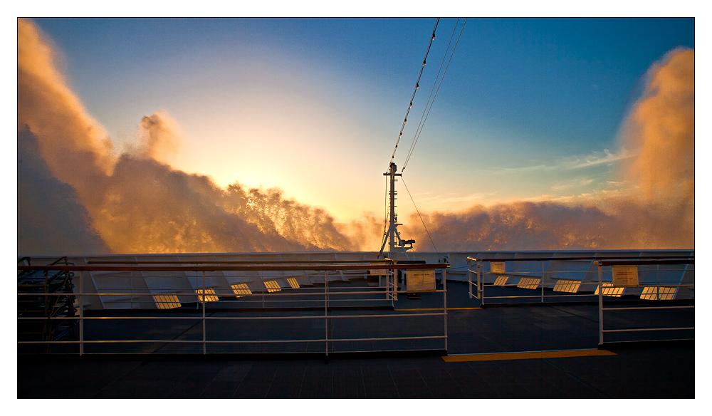 Die Reise der MV FRAM - 129