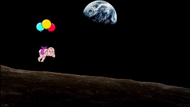 Die Reise zum Mond 2oo1