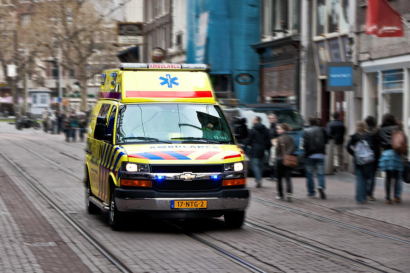 die Retter von Amsterdam