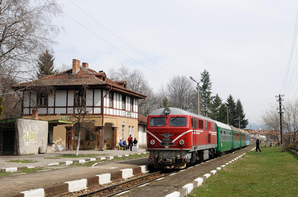 Die Rhodopenbahn auf Reisen [3]