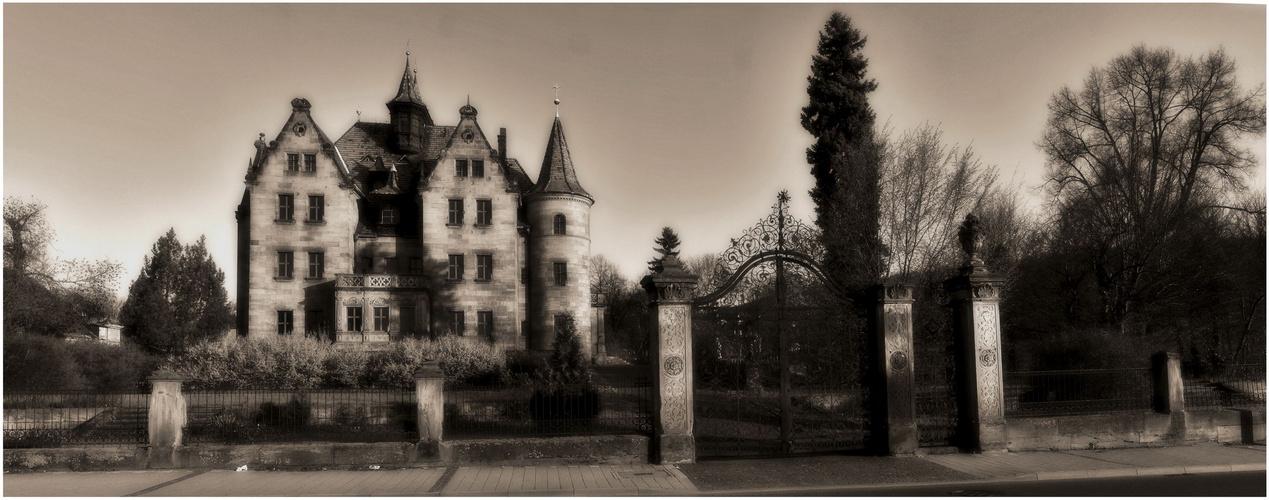 Die Richtersche Villa Rudolstadt wird MARODE