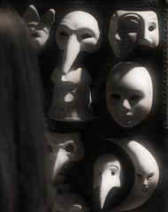 die richtige maske....