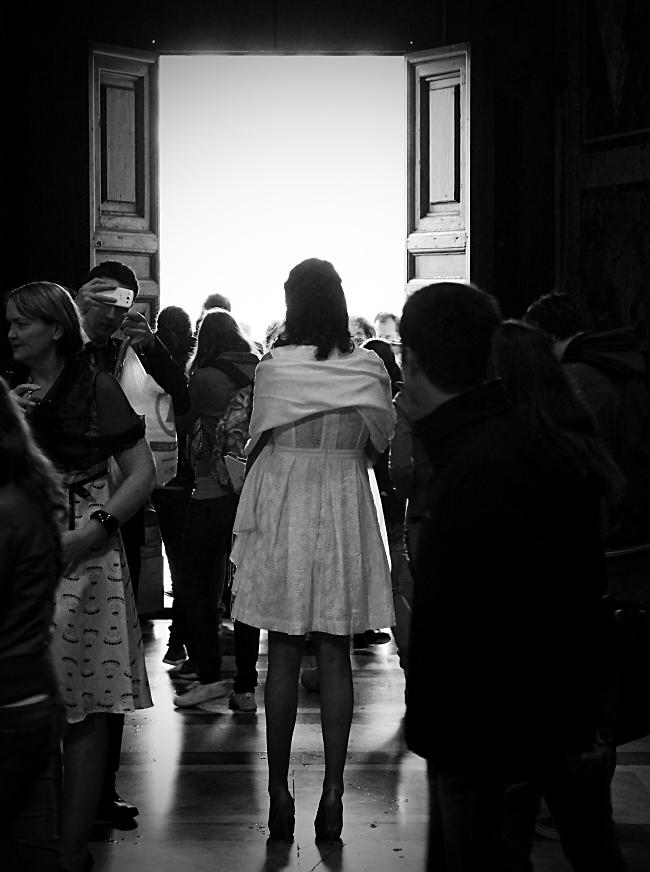 Die römische Braut
