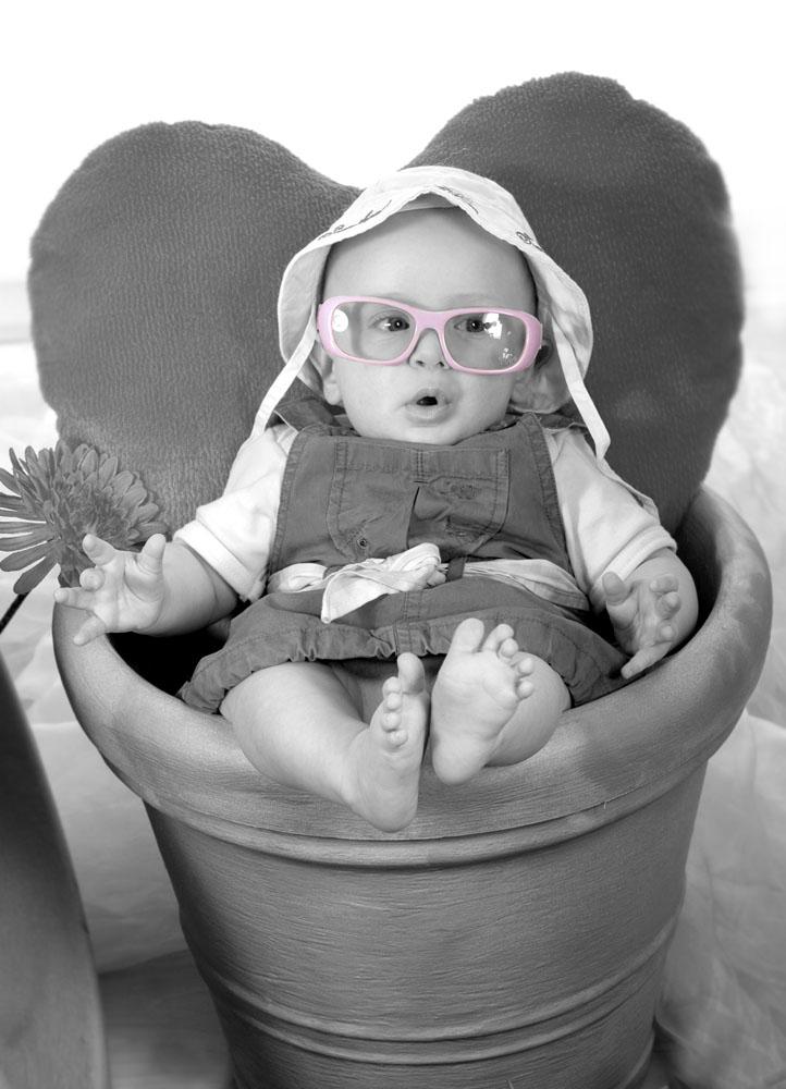 die rosarote Brille