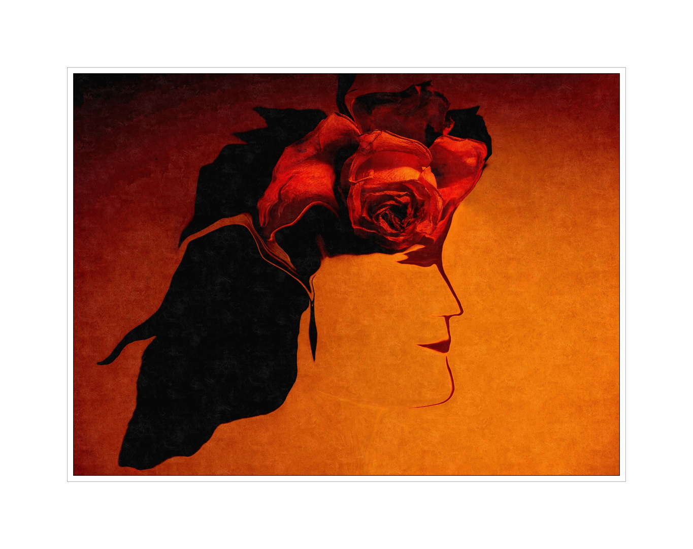 die Rosendame