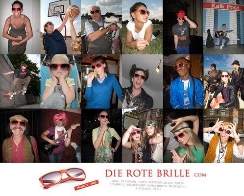 Die Rote Brille - www.dierotebrille.com