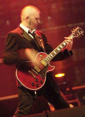 Die rote Gitarre