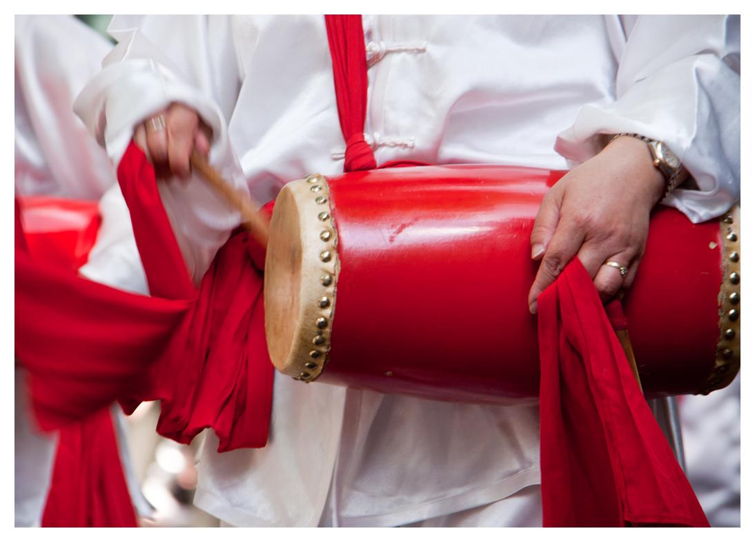 die rote Trommel