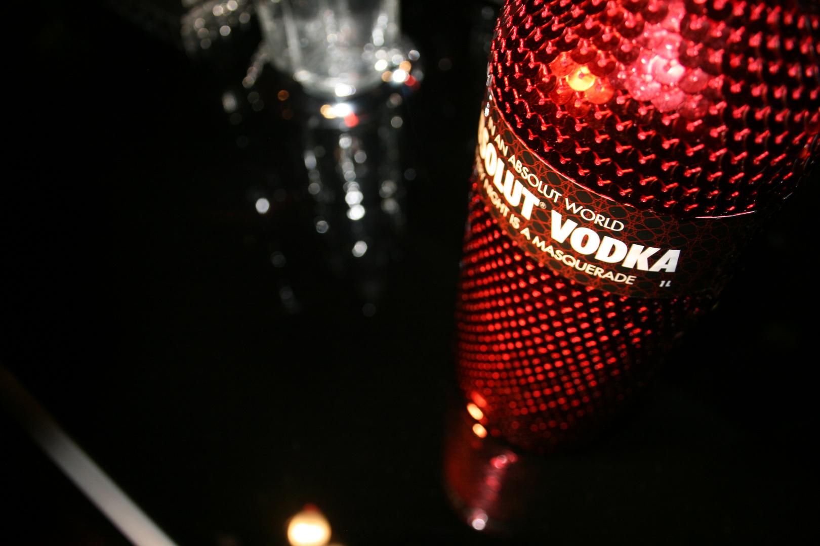 Die rote Wodka