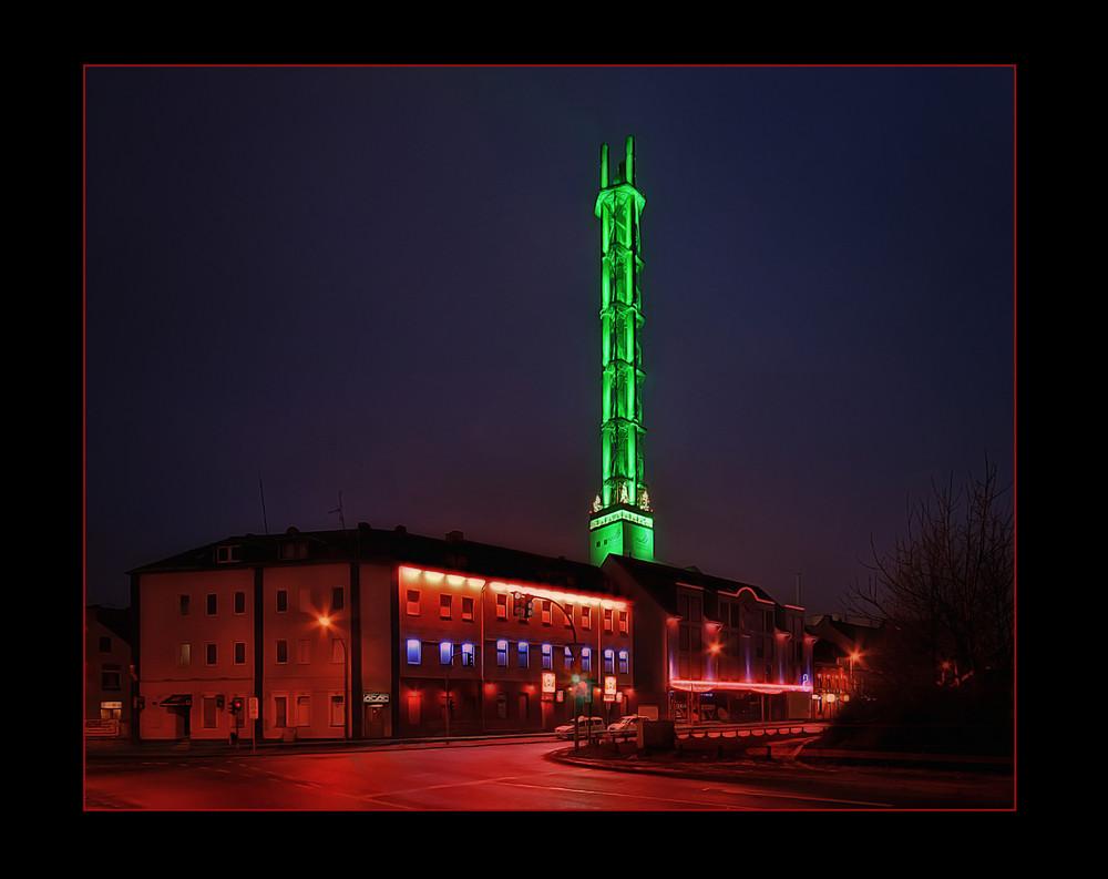 Die Rotlichtmeile Duisburgs