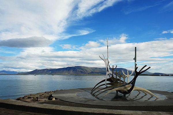 Die Ruderer (Sólfarið)