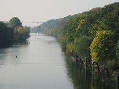 die Ruhr bei Kettwig